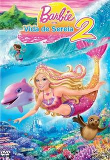 Barbie em Vida de Sereia 2 – Dublado