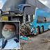 Acidente entre carro e ônibus da Progresso mata os dois motoristas na BR-232, em Sanharó (PE)