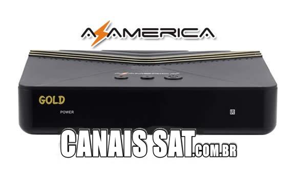 Azamerica Gold Nova Atualização V1.09.21166 - 10/01/2020