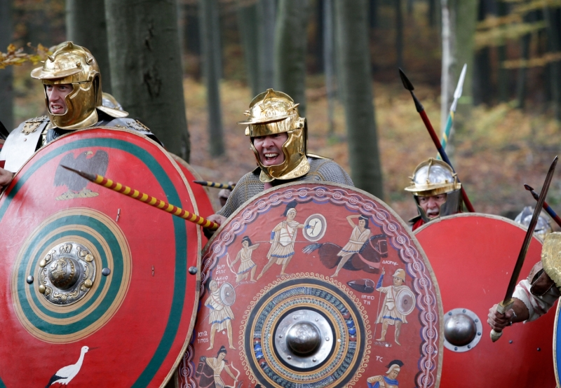 The Empire strikes back (part 1): Rome's second conquest of