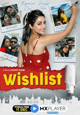 Wishlist 2020 Hindi 720p WEB-DL ESubs Download