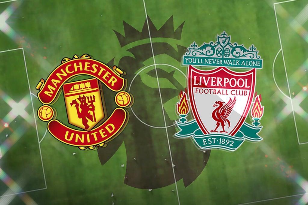 بث مباشر مباراة مانشستر يونايتد وليفربول