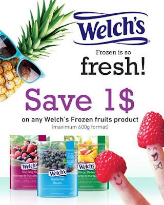 welchs coupon