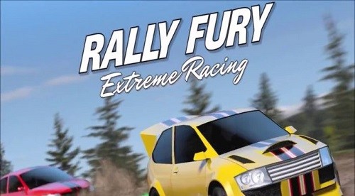 Rally Fury Apk Mod