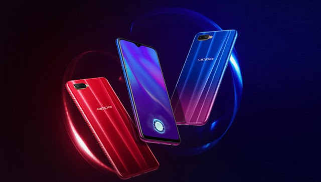 OPPO K1 - Full Specification,Features,Price,Review | Tech Blowing