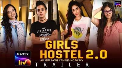 Girls Hostel 2.0 (2021) Web Series Season 1 Free Download 480p HD
