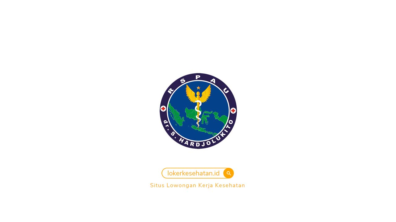 Lowongan Kerja Rspau Dr S Hardjolukito Yogyakarta Januari 2021