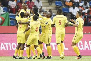 Watch DR Congo vs Zimbabwe Live Streaming Today 13-10-2018 Africa Cup of Nations