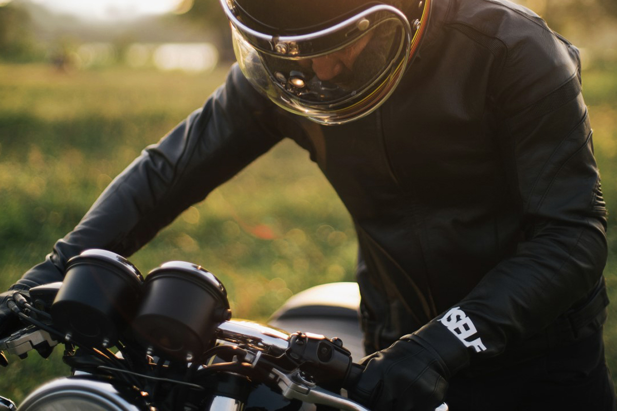 Riding Gear 1self Genesys Jacket Return Of The Cafe Racers