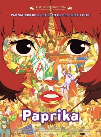 película anime surrealista y rompedora