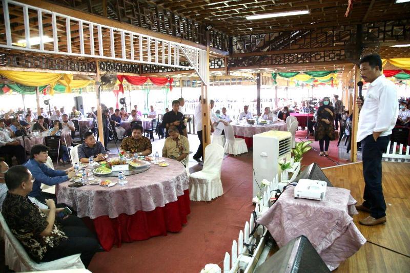Kepala BP Batam Apresiasi Pelaku Usaha Batam Kumpulkan Dana Miliaran Rupiah Dalam Penanganan COVID-19 di Kota Batam