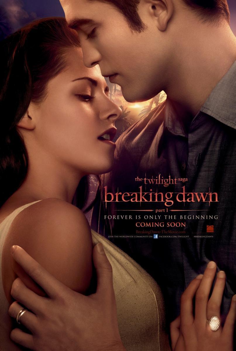 Download The Twilight Saga Breaking Dawn Part 1 (2011) Full Movie in Hindi Dual Audio BluRay 720p [1GB]