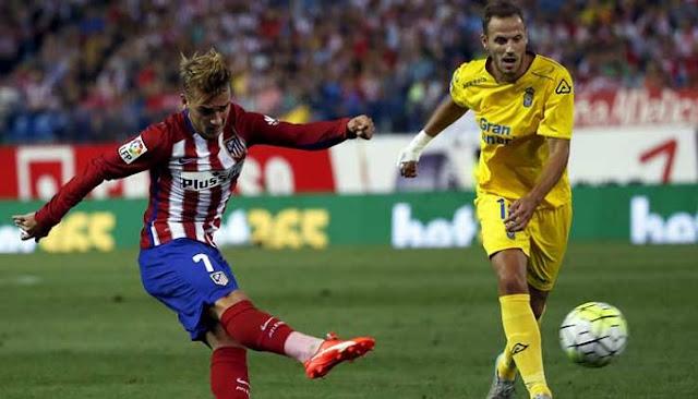 Ver Las Palmas vs Atletico Madrid en vivo 26 agosto