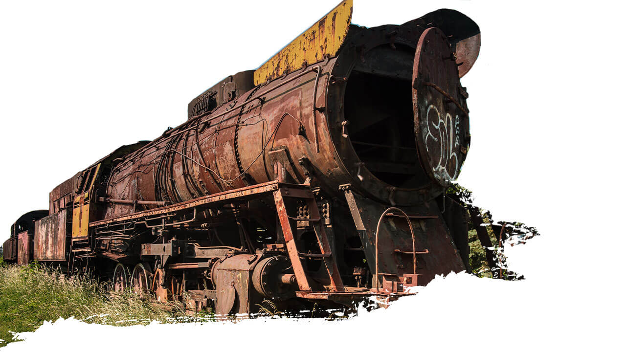 आयुष्याची ट्रेन - मराठी कविता | Aayushyachi Train - Marathi Kavita