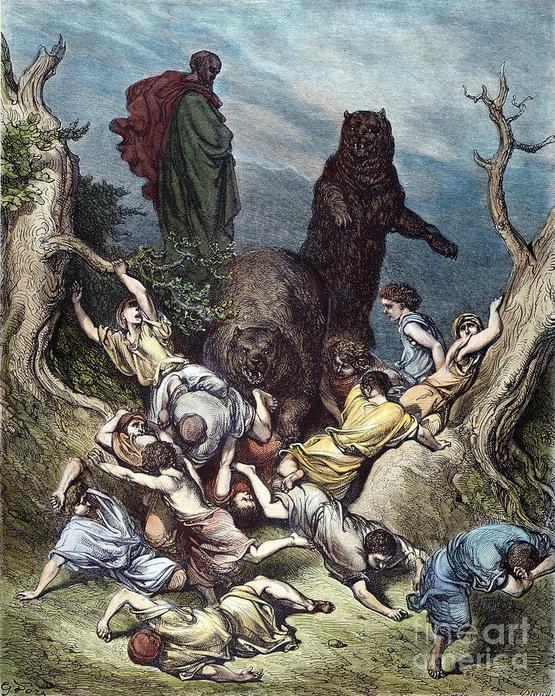 "¿Por qué Eliseo reaccionó con tanta furia cuando le gritaron ""calvo""?"