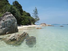 isla de koh lipe tailandia