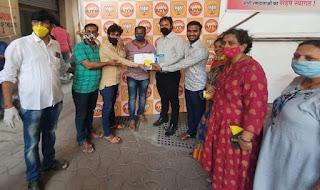 मुंबई के 36 विधानसभाओं में भाजयुमो का ब्लड और प्लाज्मा डोनेशन अभियान  | #NayaSaberaNetwork