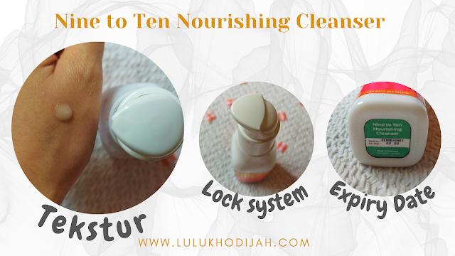 BASE Nine to Ten Nourishing Cleanser Texture
