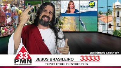 Por que dizem que Deus é Brasileiro ?