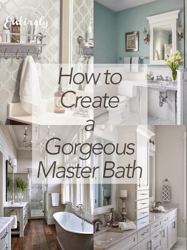 surprising master bathroom ideas | Master Bathroom Ideas ~ Entirely Eventful Day