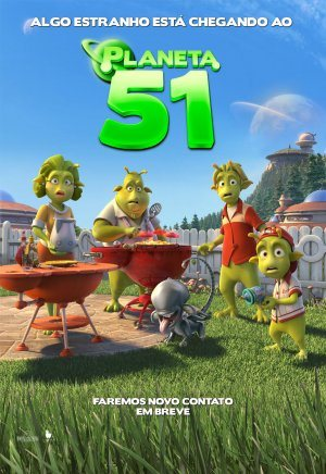 Planeta 51 Blu-Ray Torrent Download