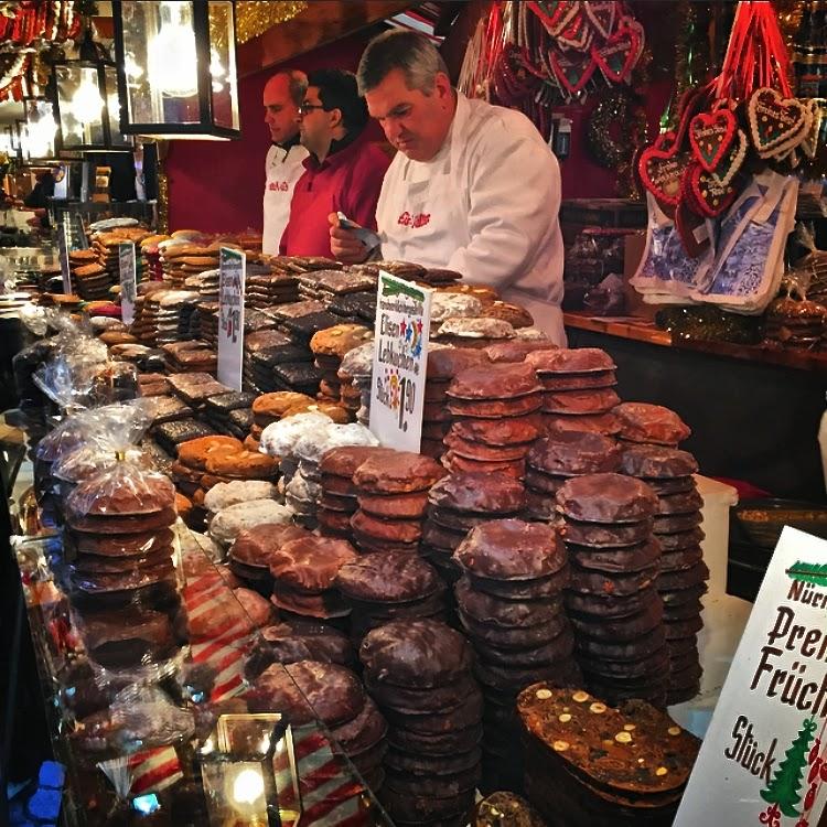 Nürnberg Christmas market, 2014