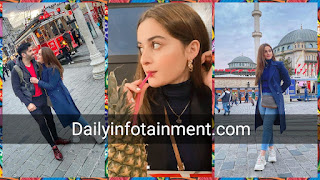 Aiman Khan and Muneeb Butt Turkey Tour Pictures
