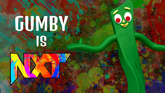 Gumby is NXT