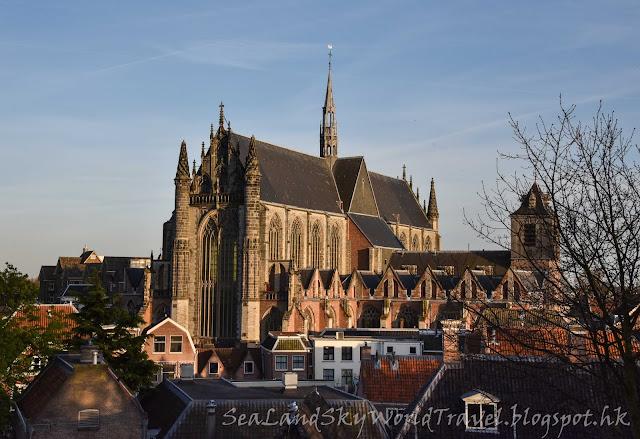 萊登, Leiden, 荷蘭, holland, netherlands, Burcht