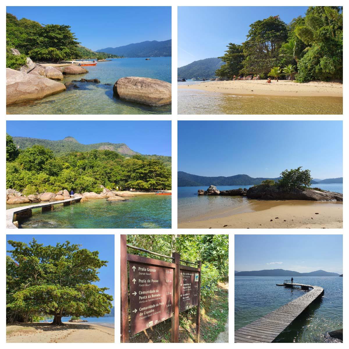 Saco do Mamanguá, Paraty: dicas de passeio de barco