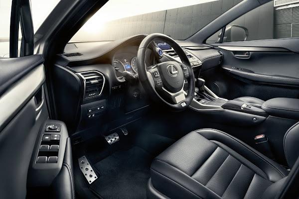 Lexus Nx300h 2021 - preço