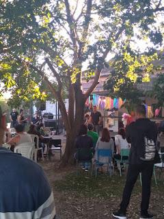 Vecinos de Monte Chingolo celebraron los primeros 17 años de la Biblioteca del Barrio
