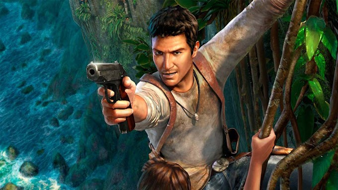 Retrovita - Uncharted: Drake's Fortune