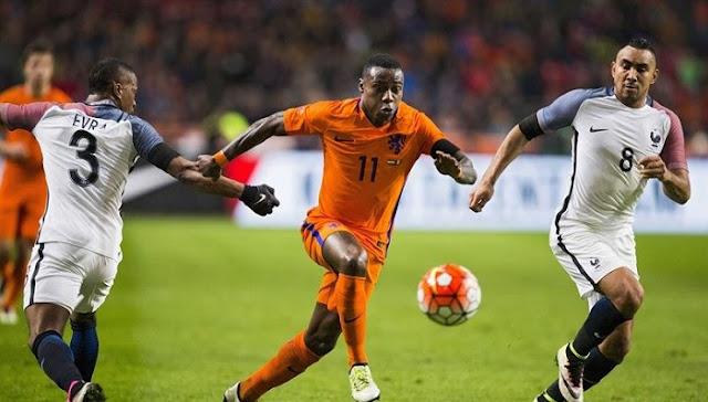 Francia vs Holanda en vivo Eliminatorias UEFA Mundial