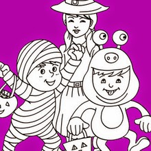 Halloween coloring pages holiday.filminspector.com