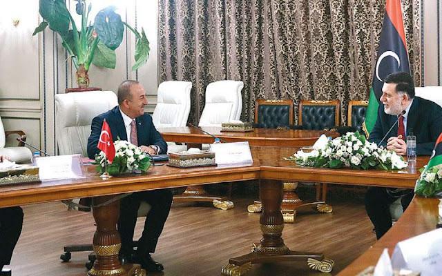 Ρωσία και Γαλλία φρενάρουν την Τουρκία στη Λιβύη