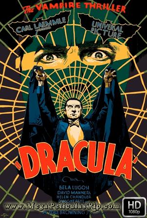 Dracula (1931) [1080p] [Latino-Ingles] [MEGA]