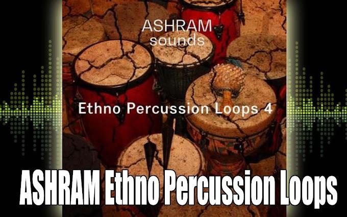 ASHRAM Ethno Percussion Loops 4 by Riemann Kollektion -  (WAV)