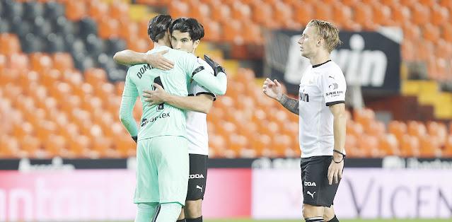 Valencia vs Getafe – Highlights