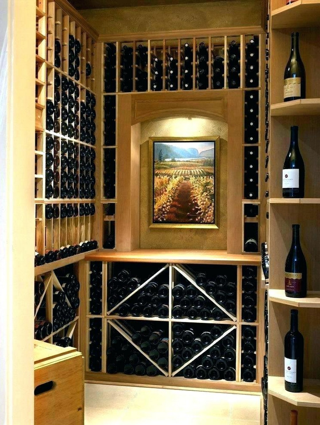 21 Magnificent Cellar Architecture