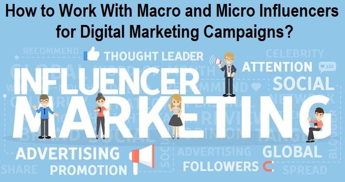 Macro Influencers