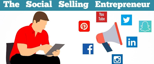 social selling entrepreneur blog smm articles influencer marketing