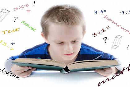 10 Tips Memotivasi Anak Anda Untuk Belajar