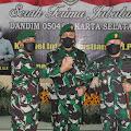 Danrem 051/Wijayakarta Pimpin Sertijab Dandim 0504/Jakarta Selatan