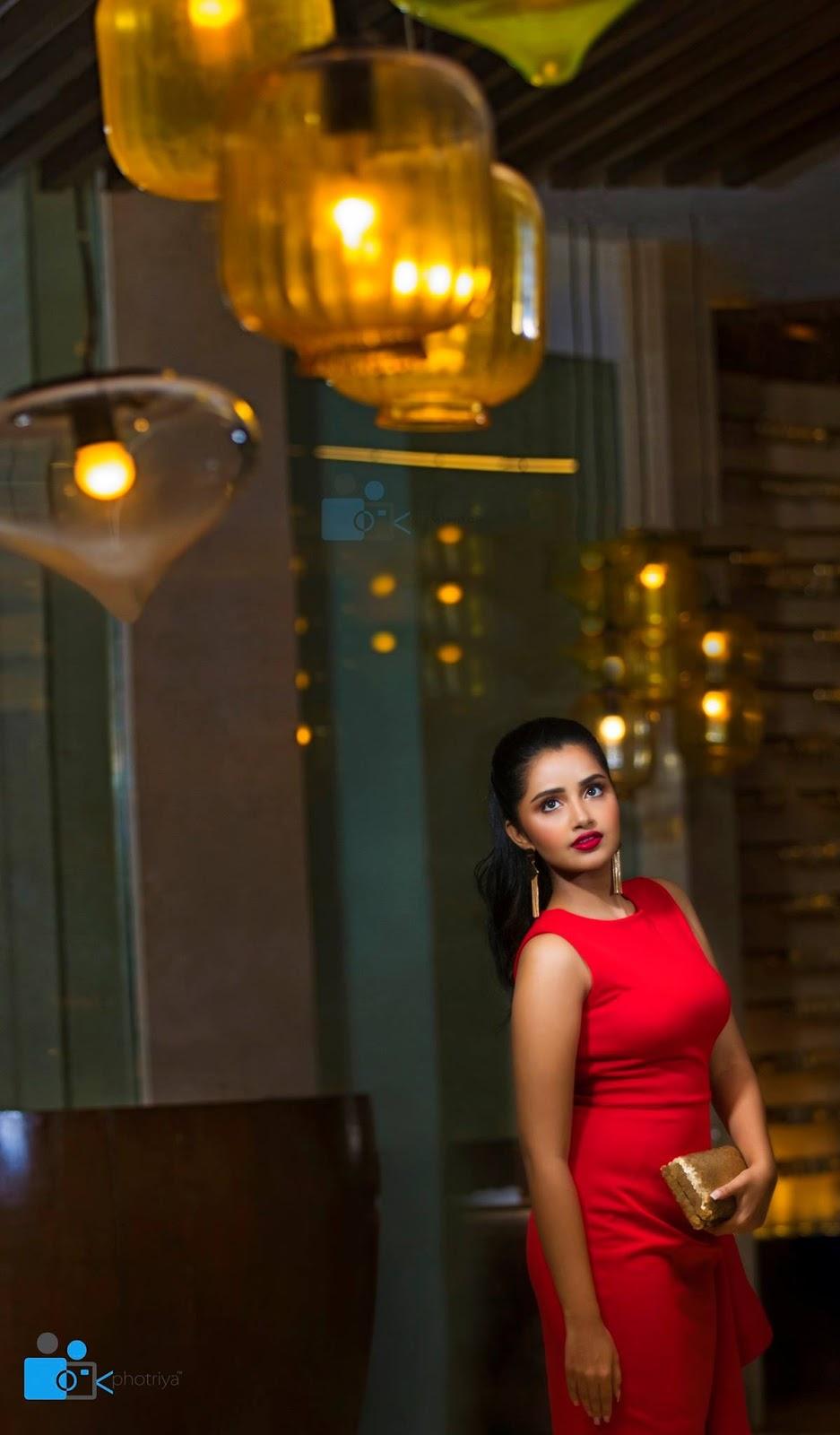 Anupama Parameswaran Red Magazine 2017
