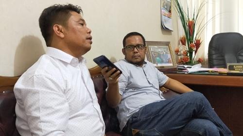 DPRD Padang Tunggu Nama Cawako dari PAN dan PKS, Ini Kata Ilham Maulana