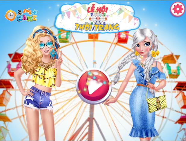 Chơi game Lễ hội thời trang