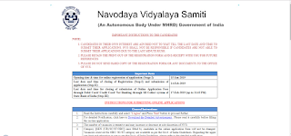 image showing official website