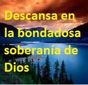 LAS OBRAS DE DIOS QUE EL HOMBRE NO ENTIENDE