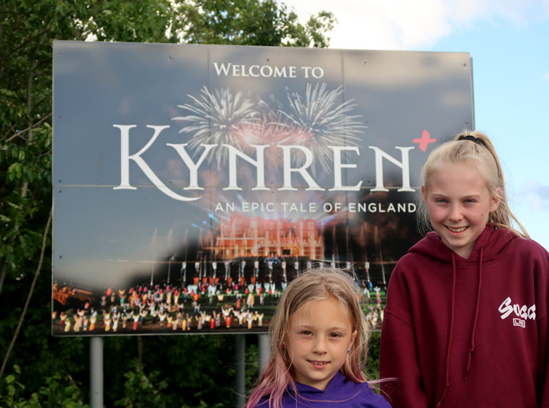 Kynren 2018 with Kids - Video & Review